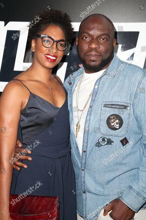 Conisha Wade and Omar Dorsey