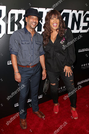 Kym Whitley and guest