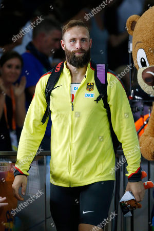 Robert HARTING (GER) during the European Championships 2018, at Olympic Stadium in Berlin, Germany, Day 2, on August 8, 2018
