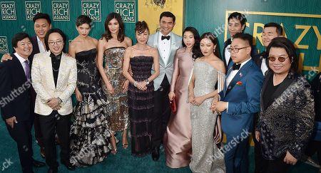 Ken Jeong, Jon M. Chu, Jimmy O. Yang, Sonoya Mizuno, Gemma Chan,