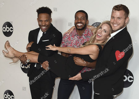 Editorial image of ABC All-Star Happy Hour, TCA Summer Press Tour, Los Angeles, USA - 07 Aug 2018