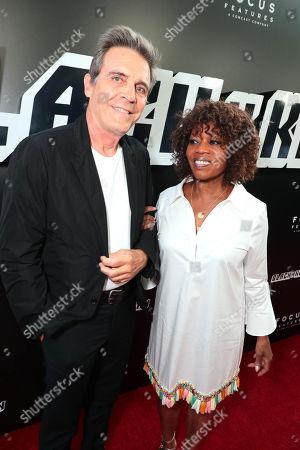 Editorial photo of Focus Features 'BlacKkKlansman' film Premiere, Los Angeles, CA, USA - 8 Aug 2018