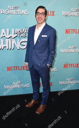 Editorial picture of 'All About The Washingtons' TV show premiere, Los Angeles, USA - 08 Aug 2018