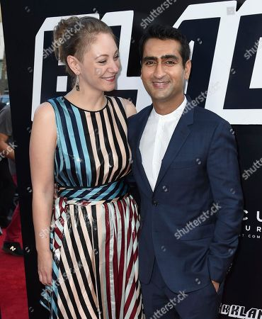 "Editorial photo of LA Premiere of ""BlacKkKlansman"", Beverly Hills, USA - 08 Aug 2018"