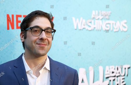 Jeremy Bronson is seen at Netflix's All About the Washingtons Premiere Party at Madera Kitchen on in Los Angeles