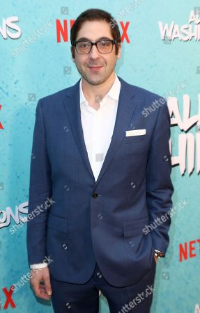 Editorial photo of Netflix's All About the Washingtons Premiere Party, Los Angeles, USA - 08 Aug 2018