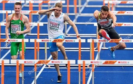 Editorial picture of Athletics Europeans, Berlin, Germany - 09 Aug 2018