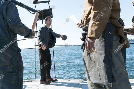 Rupert Evans as Frank Frink