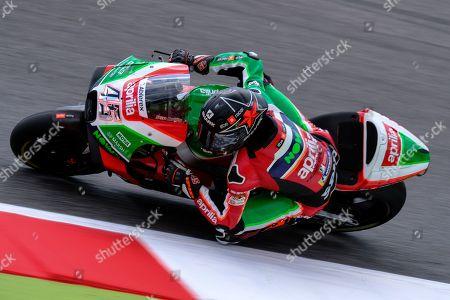 #45 SCOTT REDDING from Great Britain, Aprilia Racing Team Gresini, Aprilia RS-GP, Gran Premio d'Italia Oakley,