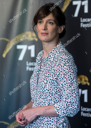 Editorial image of 71st Locarno Film Festival, Switzerland - 09 Aug 2018