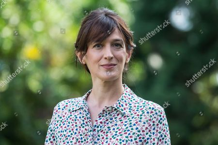 Italian actress Anna Bellato poses during a photocall for the film 'L'ospite' (The Guest) at the 71st Locarno International Film Festival, in Locarno, Switzerland, 09 August 2018. The Festival del film Locarno 2018 runs from 01 to 11 August.