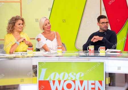 Editorial image of 'Loose Women' TV show, London, UK - 09 Aug 2018