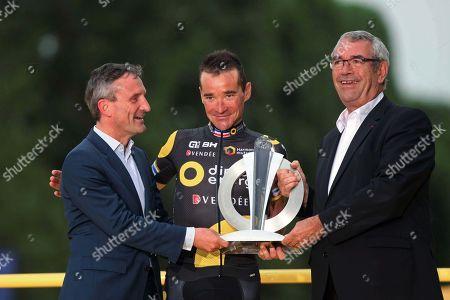 Editorial picture of Tour de France 2017, Paris, France - 23 Jul 2017