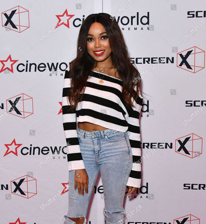 Stock Picture of Dionne Bromfield