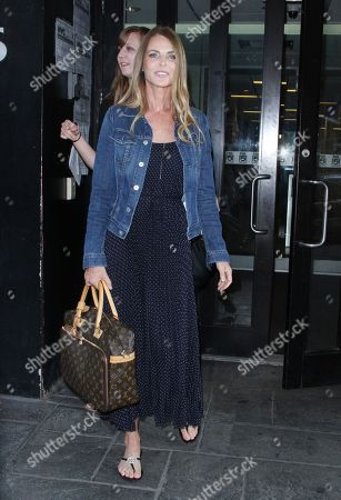 Stock Image of Catherine Oxenberg