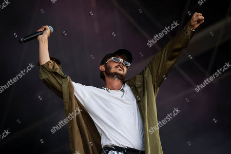 Editorial image of 26th Sziget (Island) Festival, Budapest, Hungary - 09 Aug 2018