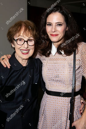 Una Stubbs and Elaine Cassidy (Alice)