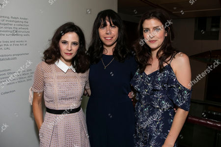 Elaine Cassidy (Alice), Eileen Walsh (Judith) and Aisling Loftus (Claire)