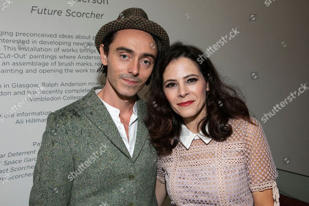 David Dawson (Casimir) and Elaine Cassidy (Alice)