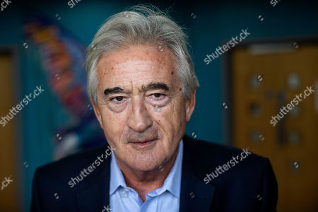 Stock Photo of Military historian Sir Antony Beevor, author of 'Arnham: The Battle of the Bridges'