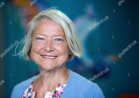 Kate Adie attends the The Battle of the Bridges, 1944 talk.