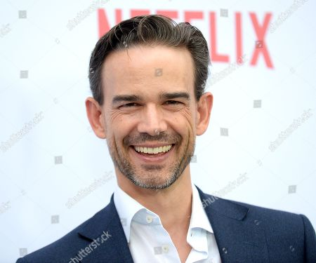 Stock Photo of Christopher Gorham