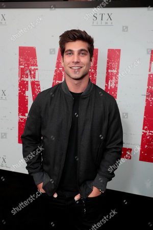 Editorial photo of STXfilms film premiere of 'Mile 22' at Regency Village Theatre, Los Angeles, USA - 9 Aug 2018