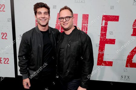Editorial picture of STXfilms film premiere of 'Mile 22' at Regency Village Theatre, Los Angeles, USA - 9 Aug 2018