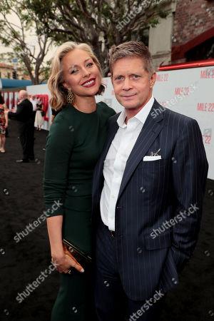 Anne Biondi, Robert Simonds, Chairman and CEO, STX Entertainment,