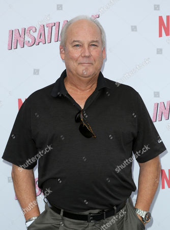 "Brett Rice arrives at the LA Premiere of ""Insatiable"" at the Arclight Hollywood, in Los Angeles"
