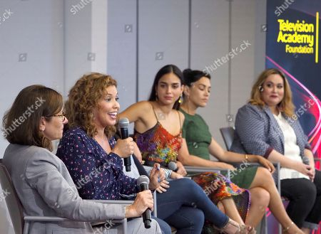 Editorial photo of THE POWER OF TV: Latinx Inclusion, North Hollywood, USA - 09 Aug 2018
