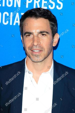 US actor Chris Messina arrives for the Hollywood Foreign Press Association Grants Banquet at the Beverly Hilton Hotel in Beverly Hills, California, USA, 09 August 2018.