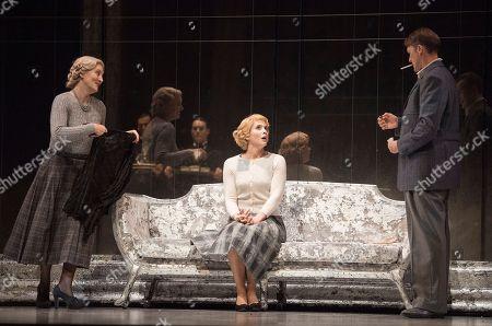Emma Bell as Venessa, Virginie Verrez as Erika, Edgaras Montvidas as Anatol