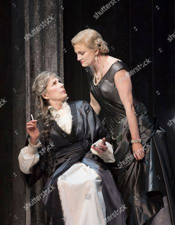 Rosalind Plowright as The Old Baroness, Emma Bell as Venessa,
