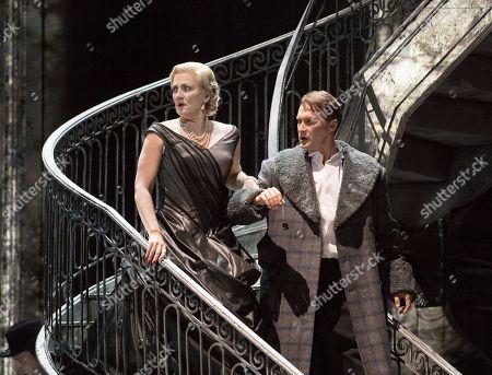 Emma Bell as Venessa, Edgaras Montvidas as Anatol,