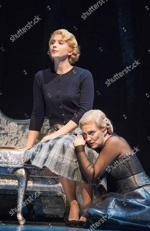 Virginie Verrez as Erika,  Emma Bell as Venessa,
