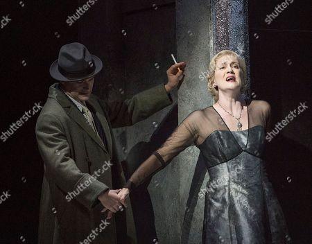 Edgaras Montvidas as Anatol, Emma Bell as Venessa,