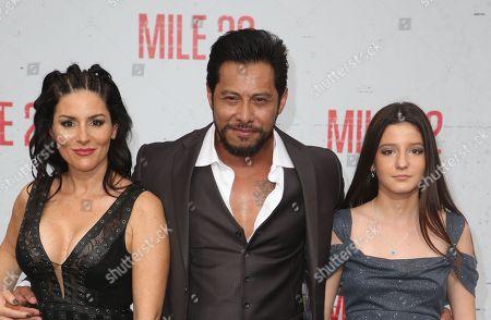 Sam Medina, Family