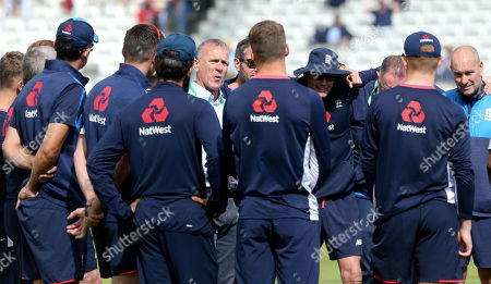 Editorial picture of England v India, Specsavers Test Series, 2nd Test, Lord's Cricket Ground, London, UK - 10 Aug 2018