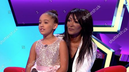 Stock Image of Ep5 Pictured: Vernie Bennett and her daughter Avery.