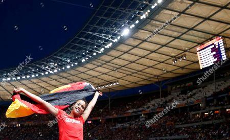 Editorial photo of Athletics European Championships 2018, Berlin, Germany - 10 Aug 2018