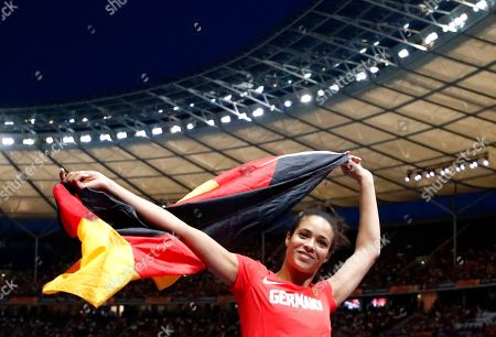 Editorial image of Athletics European Championships 2018, Berlin, Germany - 10 Aug 2018