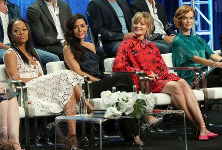 Editorial photo of 2018 Summer TCA - CW, 'Riverdale', Beverly Hills - 06 Aug 2018