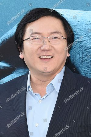 """Masi Oka attends the LA Premiere of """"The Meg"""" at TCL Chinese Theatre, in Los Angeles"""