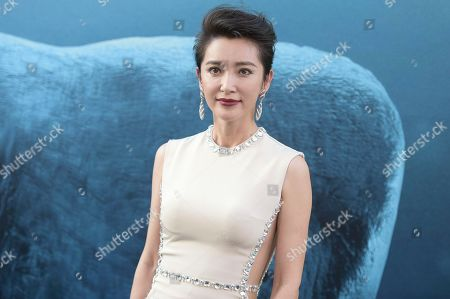Editorial image of LA Premiere of 'The Meg', Los Angeles, USA - 06 Aug 2018