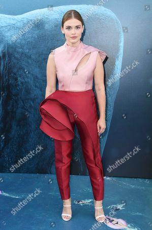 Editorial photo of LA Premiere of 'The Meg', Los Angeles, USA - 06 Aug 2018