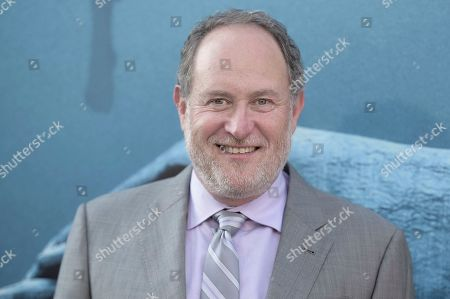 """Stock Photo of Jon Turteltaub attends the LA Premiere of """"The Meg"""" at TCL Chinese Theatre, in Los Angeles"""
