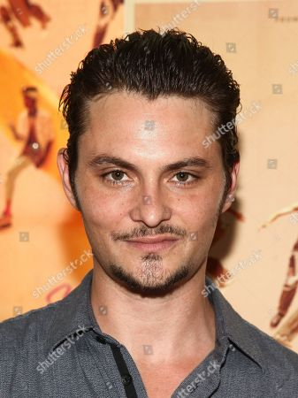 """Shiloh Fernandez attends the premiere of """"Skate Kitchen"""" at the IFC Center, in New York"""