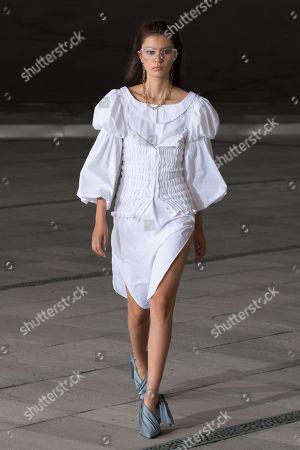 Designers Remix Show Runway Copenhagen Fashion Week Stock Photos Exclusive Shutterstock