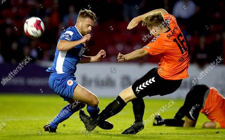 Editorial photo of Irish Daily Mail FAI Cup First Round, Richmond Park, Dublin  - 10 Aug 2018